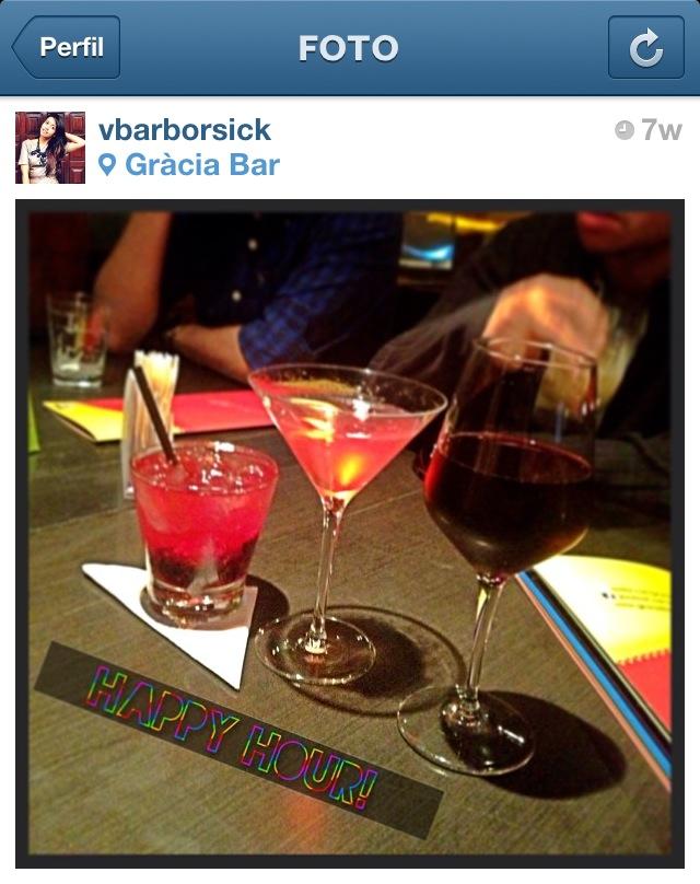 Essa é a foto do instagram que eu tirei no dia em que estive lá! :)